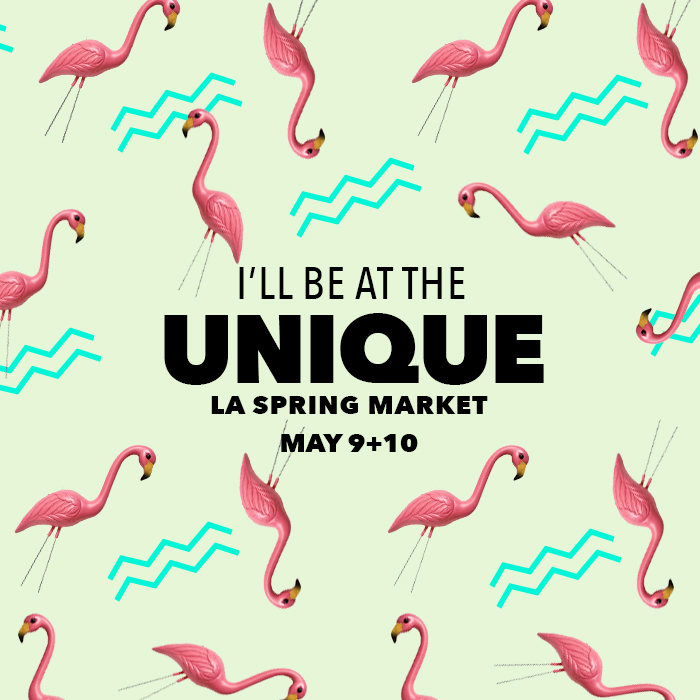Unique LA Spring Market