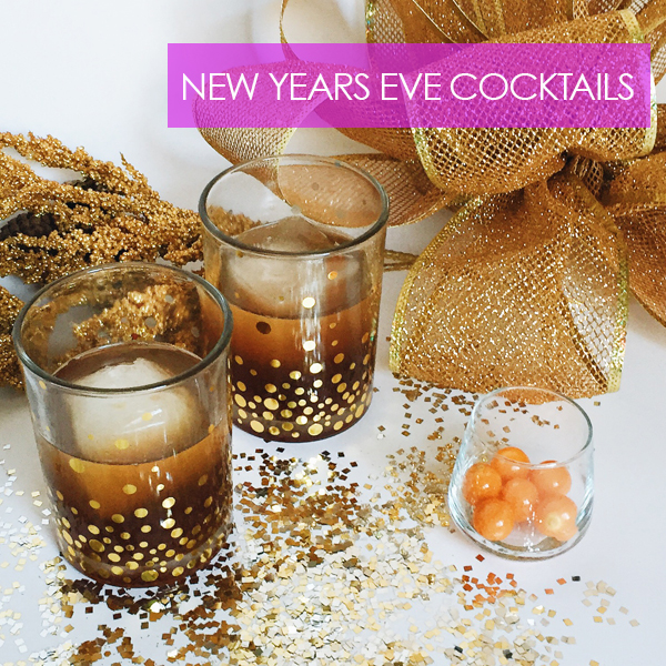 new years eve cocktail recipes from skaker & spoon