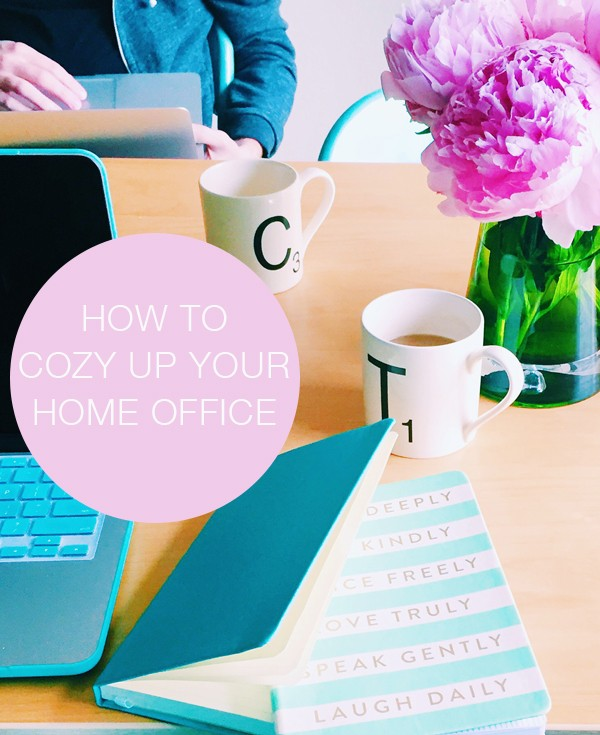 Winter Essentials to cozy up your Home Office
