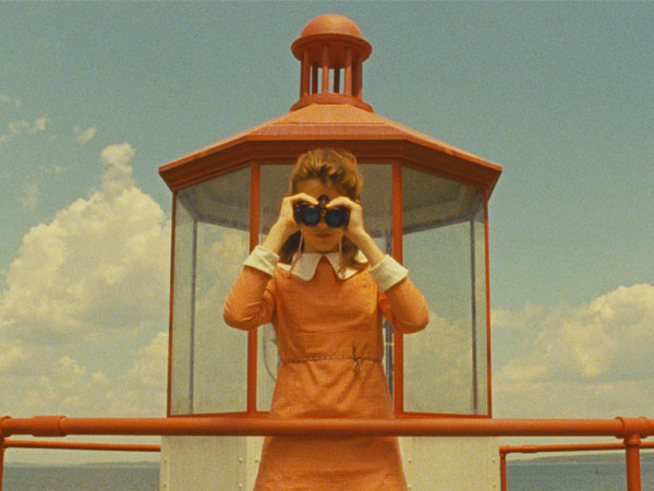 Moonrise Kingdom - Sally & her Binoculars